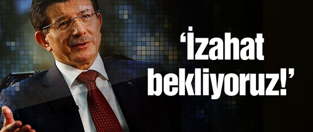 Davutoğlu İtalya'dan acilen 'sırıttı' açıklaması bekliyor