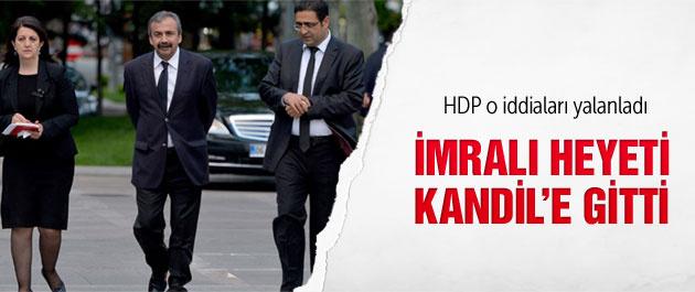HDP o iddiayı yalanladı