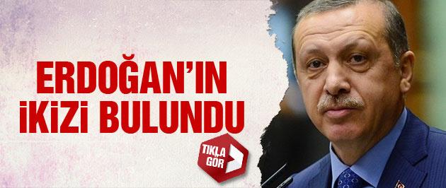 Cumhurbaşkanı Erdoğan'a ikizi kadar benzeyen Suud Prens