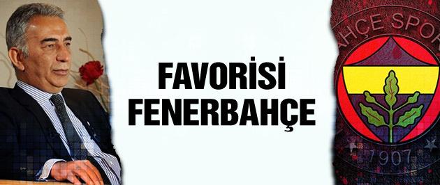 Adnan Polat'ın favorisi Fenerbahçe