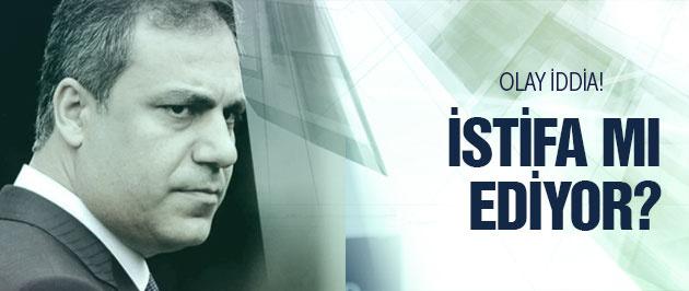 Hakan Fidan 15 gün içinde istifa edebilir!