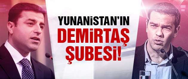 Demirtaş'ın Yunanistan şubesi iktidara yürüyor!