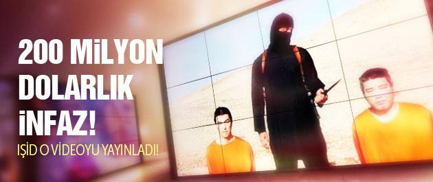 IŞİD'den 200 milyon dolarlık infaz!