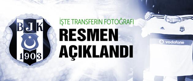 Beşiktaş transferi resmen açıkladı