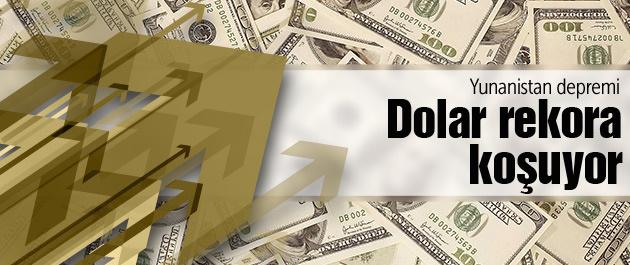 Yunanistan euro dolar ve altın fiyatlarını alt üst etti