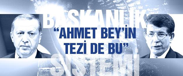 Erdoğan Başkanlık Sistemi için net konuştu!