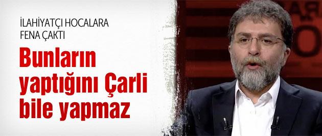 Ahmet Hakan İlahiyatçı hocalara çaktı