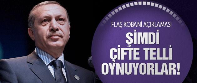 Erdoğan'dan flaş Kobani açıklaması! Şimdi orada...