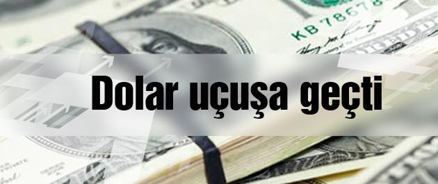 Merkez Bankası doları coşturdu dolar fiyatı 2.37 lirayı aştı