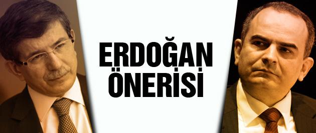 Davutoğlu'ndan Merkez Bankası'na Erdoğan önerisi