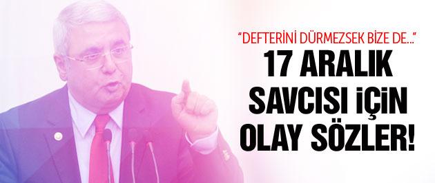 Metiner'den 17 Aralık savcısı için olay sözler!