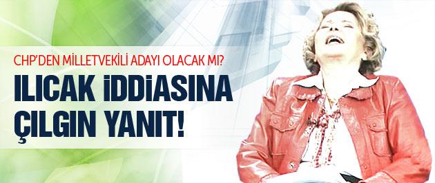 CHP'den Nazlı Ilıcak iddiasına çılgın yanıt!