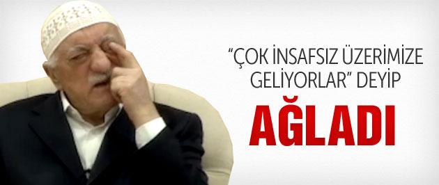 Fethullah Gülen: Çok üzerimize geliyorlar