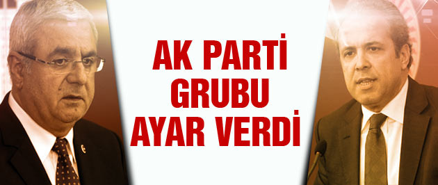 Şamil Tayyar ve Mehmet Metiner'e grup ayarı!