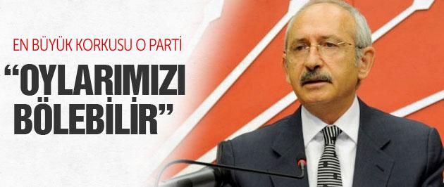 'CHP seçimlerde o partiye oy kaptırabilir'