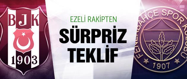 Beşiktaş'tan F.Bahçeli yıldıza sürpriz teklif