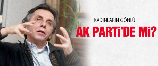 Kadınların gönlü hala AK Parti'de mi?