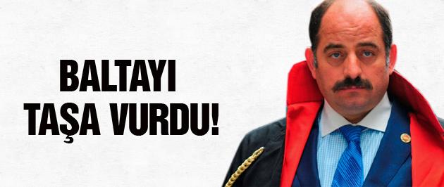 Zekeriya Öz'den olay karikatür gafı!