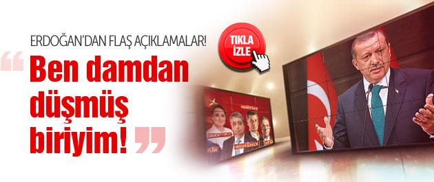 Erdoğan TRT canlı yayınında konuştu