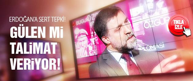 Hakan Şükür'den Erdoğan'a sitem!