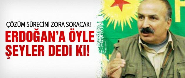 KCK'lı Mustafa Karasu'dan zehir zemberek sözler!
