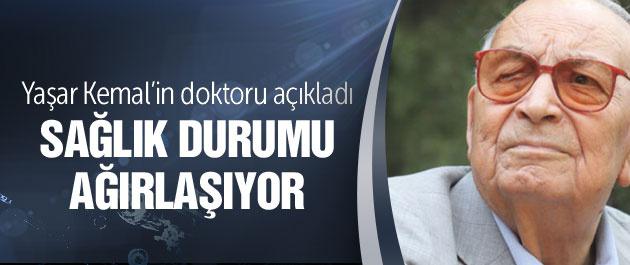 Yaşar Kemal'in sağlık durumu!