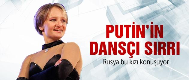 İşte Putin'in herkesten sakladığı kızı...