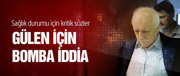 Özışık'tan bomba Fethullah Gülen iddiası!