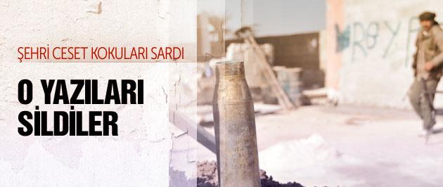 IŞİD roketleri ve Kobani'de son durum