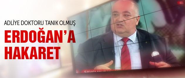 Savcı Celal Kara'dan Erdoğan'a hakaret!