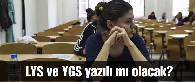 ÖSYM ve YÖK'ten yazılı sınav açıklaması
