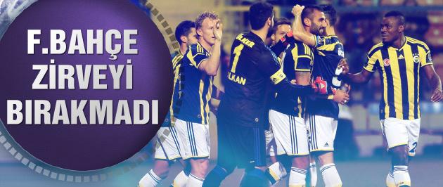 Fenerbahçe Karabükspor maç özeti