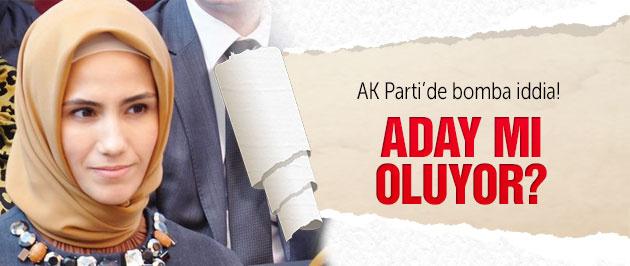 Ak Parti'de olay iddia! Sümeyye Erdoğan aday mı oluyor?
