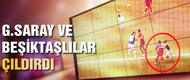 Galatasaray ve Beşiktaşlılar çıldırdı!