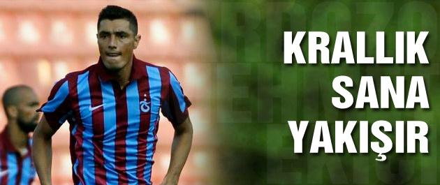Trabzonsporlu yıldızlar birbirine övdü