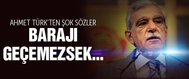 Ahmet Türk'ten şok seçim açıklaması!