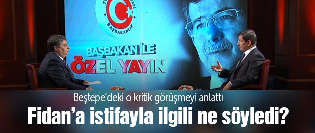 Başbakan Davutoğlu muhalefete vurdu!