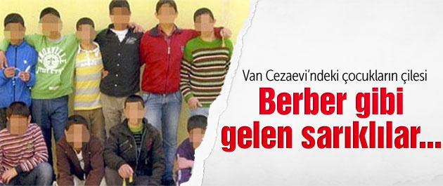 Van Cezaevi'ndeki çocuklara IŞİD baskısı iddiası