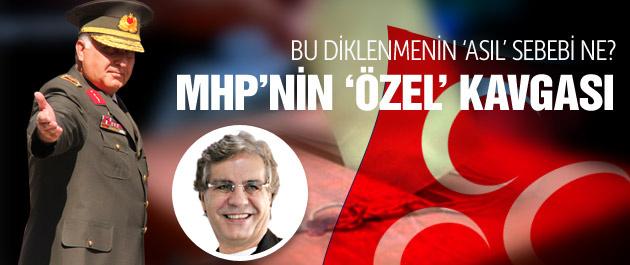 MHP'nin 'Özel' kavgası! Asıl sebep ne?
