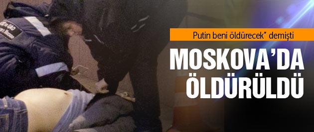 'Putin beni öldürecek' dedi, öldürüldü