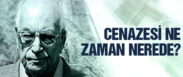Yaşar Kemal cenazesi ne zaman nerede?