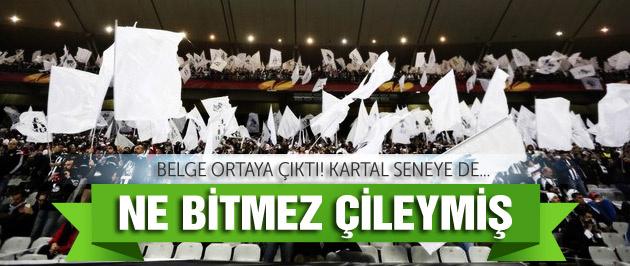 Beşiktaş'ın stat çilesi bitmiyor