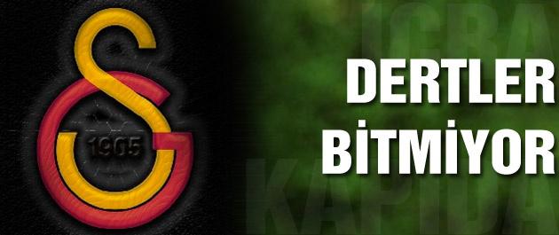Galatasaray'a 250 bin dolarlık icra