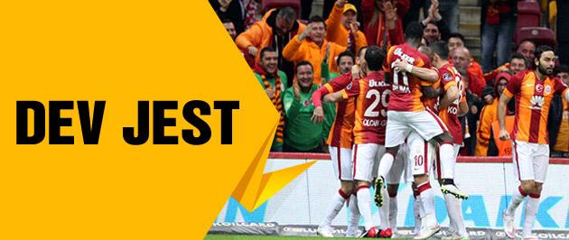 Galatasaray'a derbi öncesi prim dopingi