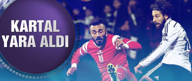 Beşiktaş 2 - 2 Balıkesirspor (Maç sonucu ve özeti)