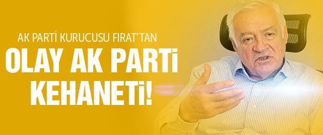 Dengir Fırat'tan olay AK Parti kehaneti!