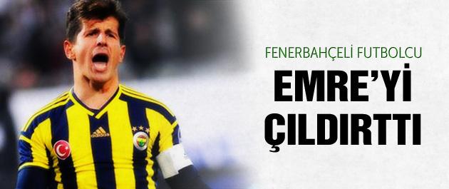 Diego Emre Belözoğlu'nu çıldırttı