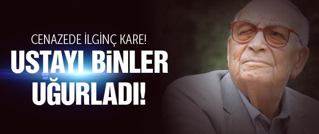 Yaşar Kemal cenazesi son dakika gelişmeleri