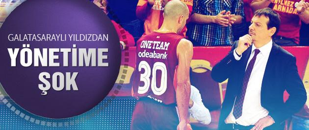 Galatasaray'da kriz bitmek bilmiyor