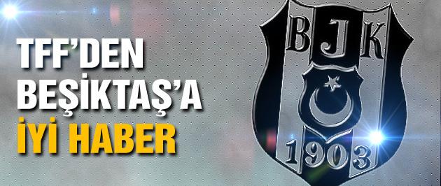TFF'den lige Beşiktaş ayarı